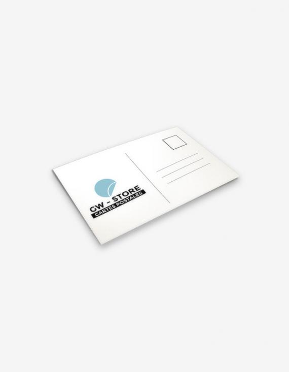 Cartes Postales Pelliculage Mat