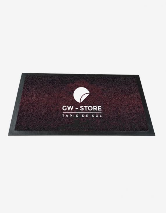 Tapis de sol 60 x 40 cm - Tapis de sol avec bordure