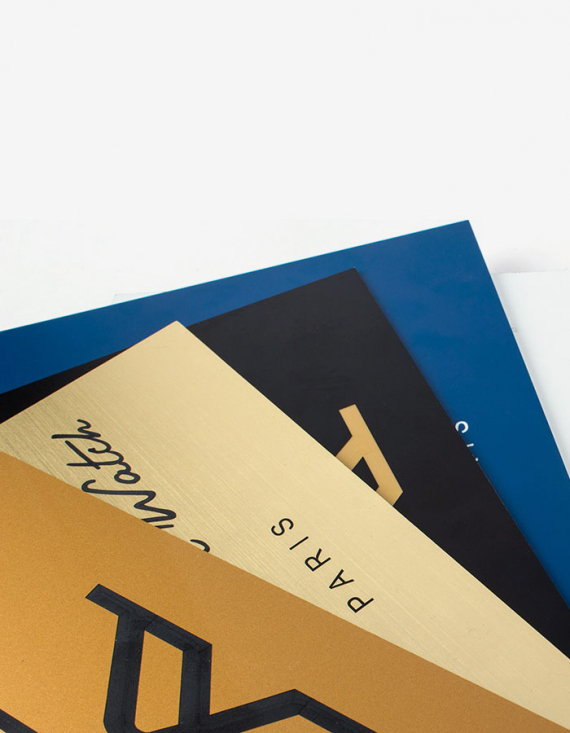 Plaque acrylique 21x14,8 cm - 21x14,8 cm