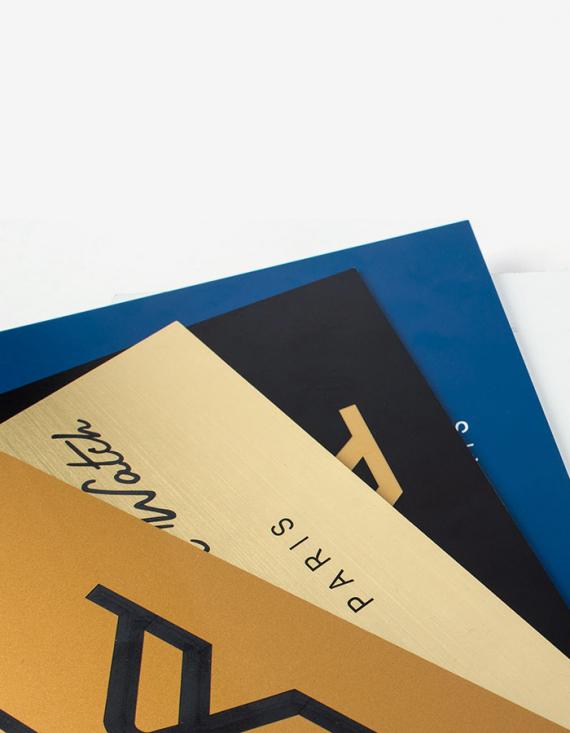 Plaque acrylique 42x29,7 cm - 42x29,7 cm
