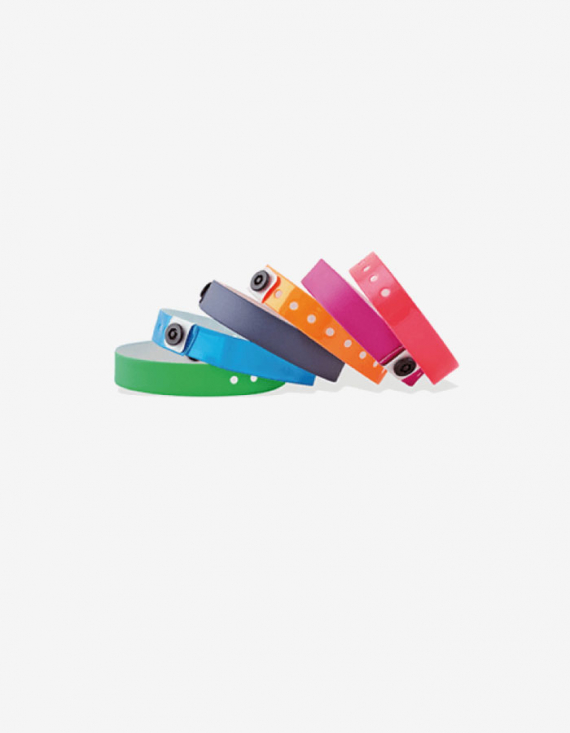 Bracelets de contrôle - Sans numérotation