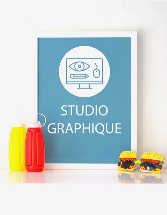 Studio Graphique - Identité Visuelle